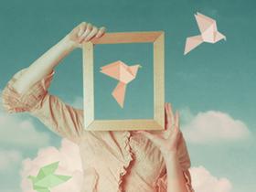 【风。轻扬】飞鸟集 赠:紫陌素颜